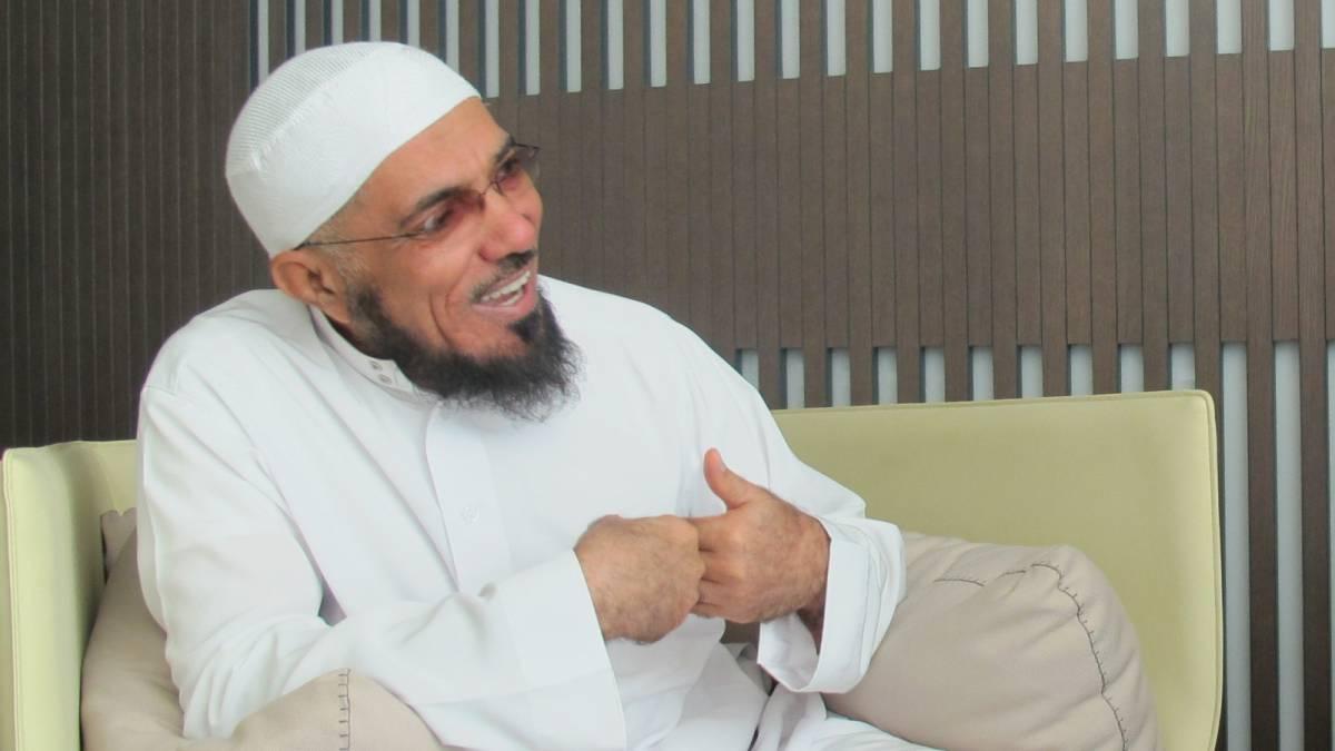 سلمان العودة أحد أبرز دعاة العالم الإسلامي وهو  يقبع بسجون السعودية منذ سبتمبر/أيلول 2017 (الجزيرة)<br />