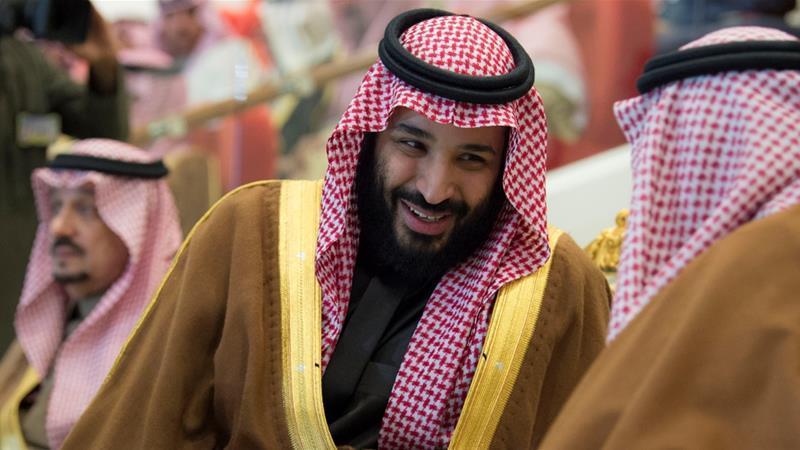 Saudi Crown Prince Mohammed bin Salman [Reuters]