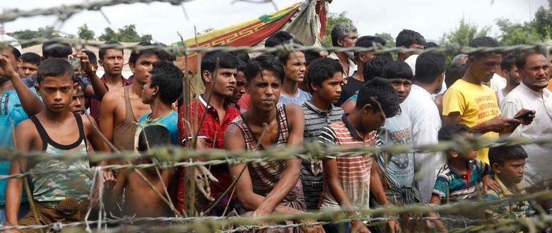 بعد طردهم من بلادهم، مئات آلاف الروهينغيين يقيمون الآن بمخيمات بائسة في كوكس بازار (الأوربية)