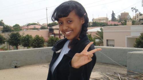 اعتقال سهام علي بعد محاولتها العبور من إريتريا إلى السودان إثر اختفاء والدها الذي كان وزير إعلام (ناشطون)
