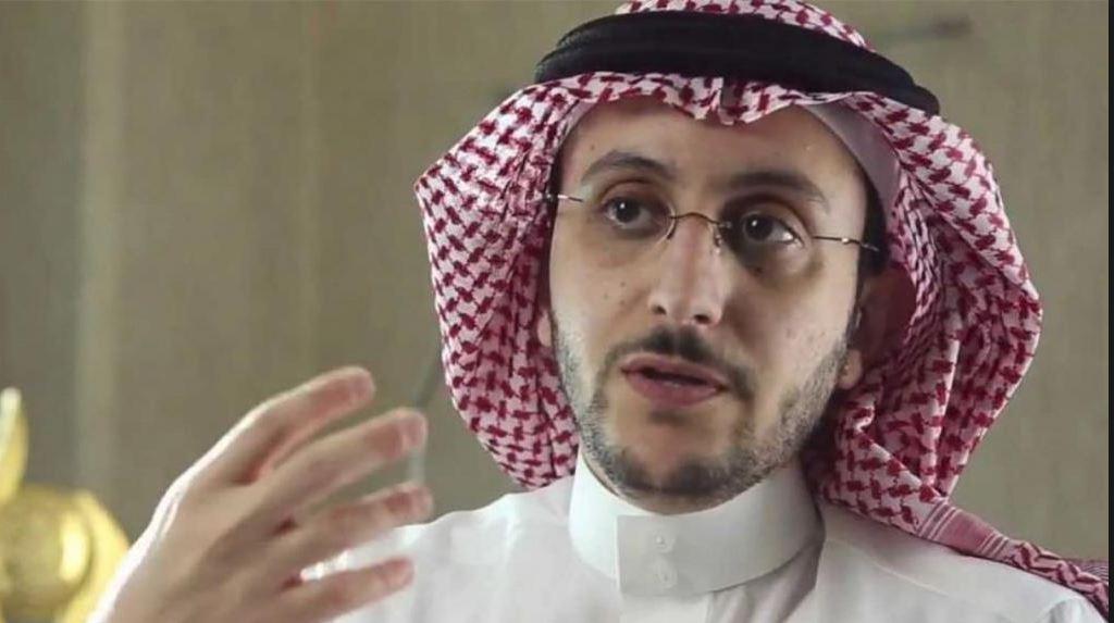 الزامل يقبع حاليا في سجون السعودية إثر انتقاده