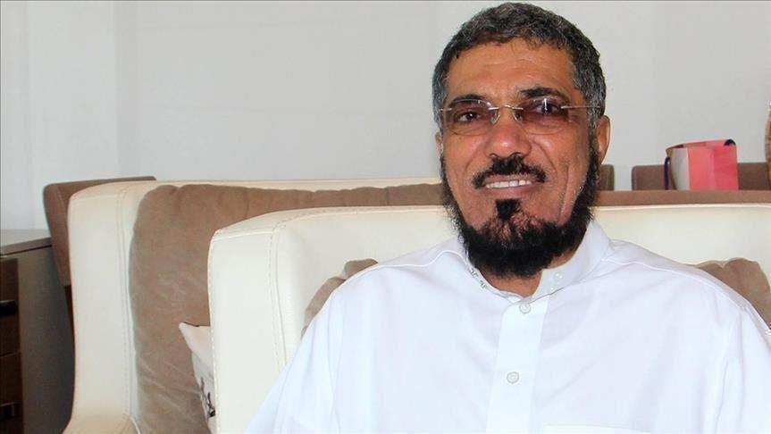 الداعية السعودي الشيخ سلمان العودة ( الأناضول)