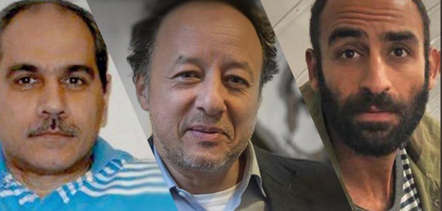 الثلاثة جاسر عبد الرازق ومحمد بشير وكريم عنارة أطلق سراحهم وبقوا متابعين ماليا (ناشطون)