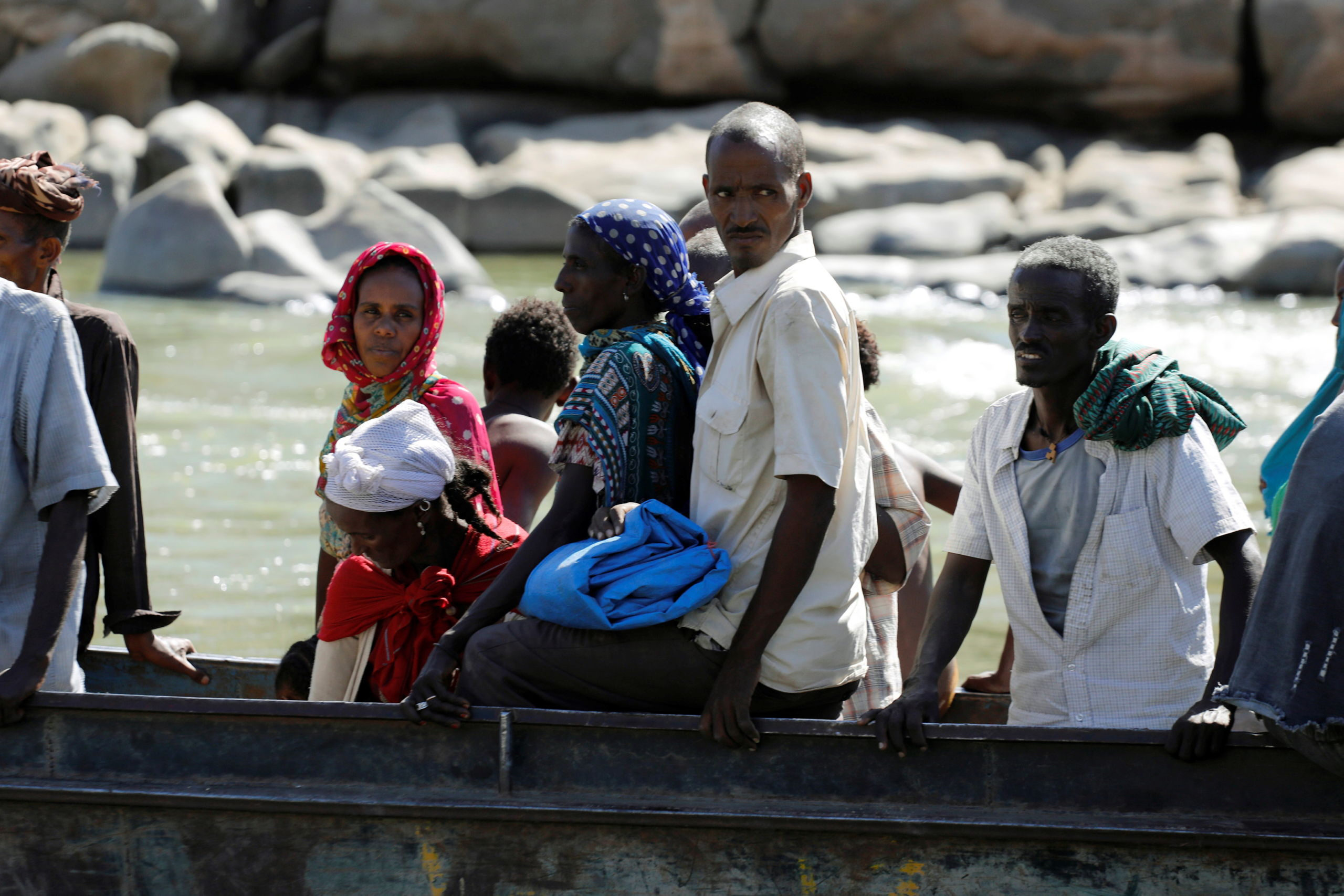 Thousands have died and more than two million people have been forcedto flee their homes/Aljazeera.
