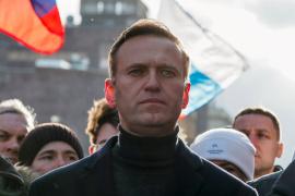 Russian opposition leader Navalny [Al Jazeera]