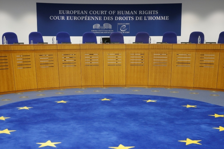 European Court of Human Rights [Al Jazeera]