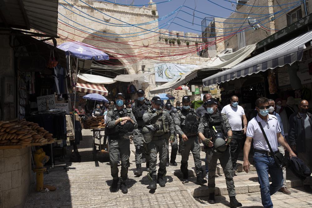 The Old City of Jerusalem [AP]