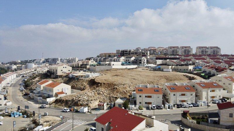 Israeli settlements [AP]