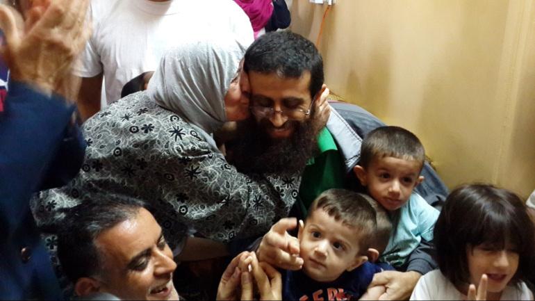 خضر عدنان اعتقل سابقاً 12 مرة (الجزيرة)
