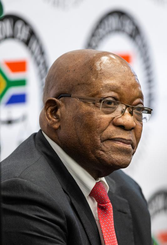Jacob Zuma [Reuters]