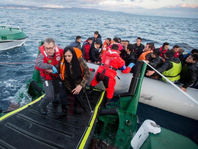 طريق البحر الأبيض المتوسط بات أخطر طرق الهجرة البحرية في جميع أنحاء العالم (الأوروبية)