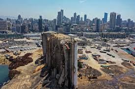 Beirut port [Al Jazeera]