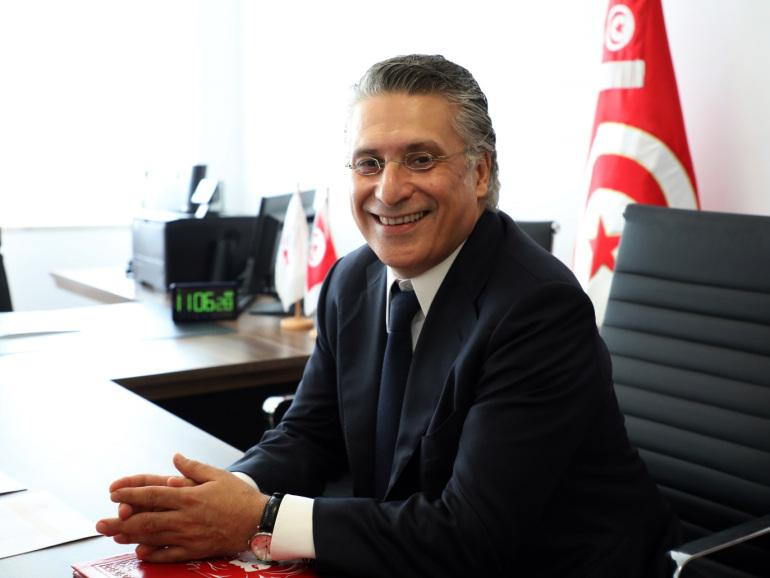 نبيل القروي نافس الرئيس قيس سعيد في الانتخابات الرئاسية الأخيرة (الأوربية)