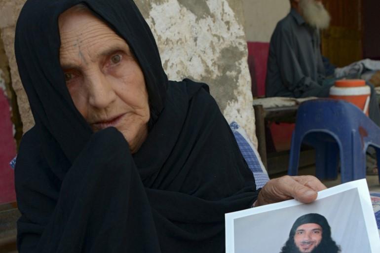 Afghan mother waits for son held in Guantanamo/Aljazeera.