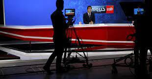 An Afghan journalist {Reuters]